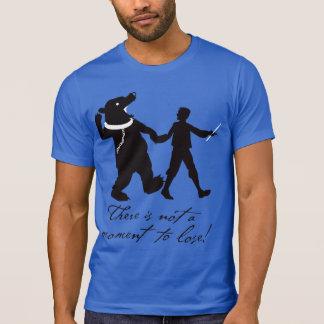 Aubrey Maturin Not a Moment to Lose T-Shirt