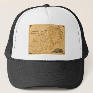 Auckland 1863 trucker hat
