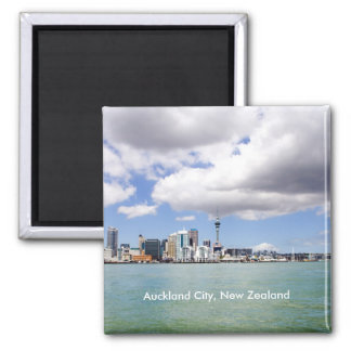 Auckland City New Zealand Fridge Magnets
