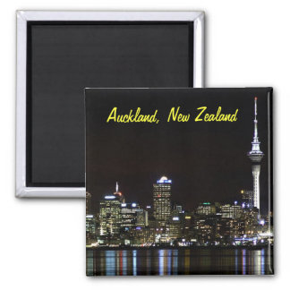 Auckland New Zealand magnet