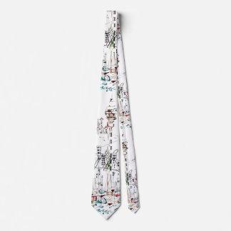 Auckland Sky Tower Tie