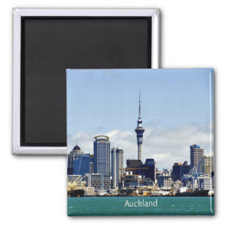 Auckland Skyline Magnet