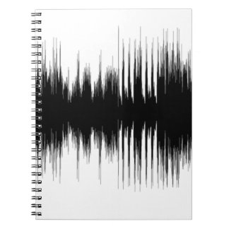 Audio Aural Ear Hearing Music Musical Recording.pn Notebook