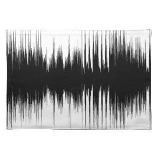 Audio Aural Ear Hearing Music Musical Recording.pn Placemat