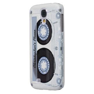 Audio Cassette Samsung Galaxy S4 Case