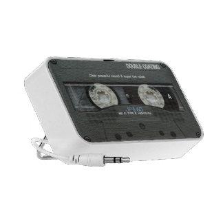 Audio Cassette iPhone Speaker