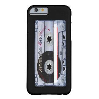 Audio Cassette Tape iPhone 6 case Barely There iPhone 6 Case