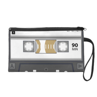 Audio Cassette Wristlet