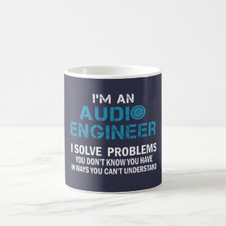 AUDIO ENGINEER COFFEE MUG