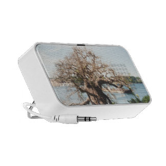 "Audio loudspeaker ""tree at the river "" speaker"