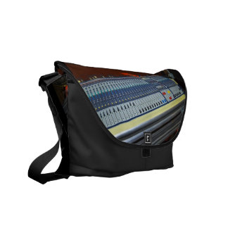 audio mixing console - sound board courier bag