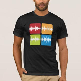 Audio-mosaic.com Logo blocks T-Shirt