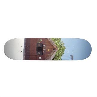 audio shack.... skateboard