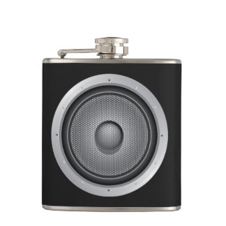 Audio Speaker Flasks
