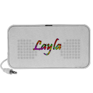 Audio systems for Layla doodle speakers