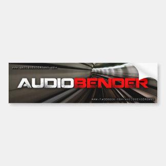 Audiobender band bumper sticker! bumper sticker