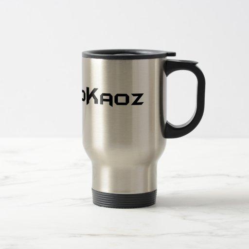 AudioKaoz Stainless Steel Mug