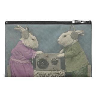 Audiophile Bunnies Accessory Bag