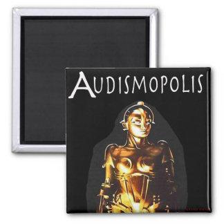 Audismopolis Magnet