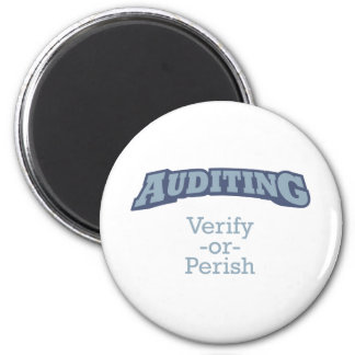 Auditing / Verify Magnet