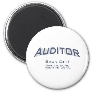 Auditor - Work Refrigerator Magnet