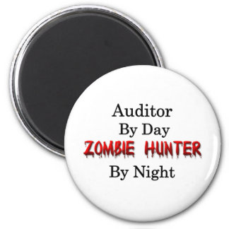 Auditor/Zombie Hunter Magnet