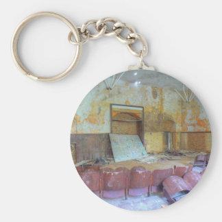 Auditorium 01.0, Lost Places, Beelitz Key Ring