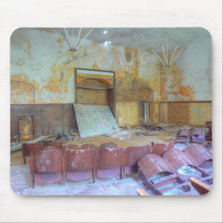 Auditorium 01.0, Lost Places, Beelitz Mouse Pad