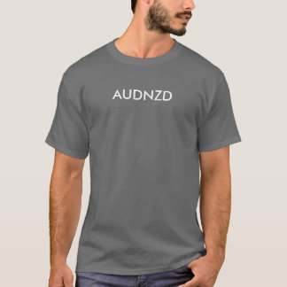 AUDNZD Currency Shirt
