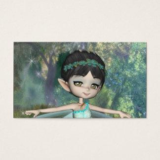 Audra Fairy Business Card