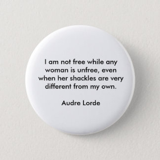 Audre Lorde Button