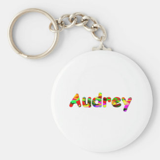 Audrey key chain
