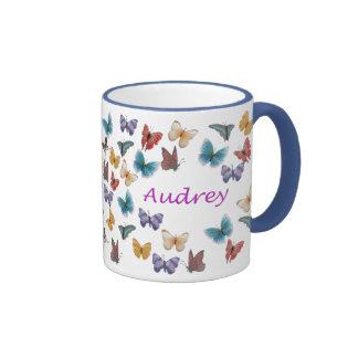 Audrey Coffee Mugs
