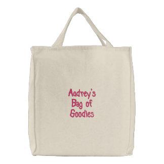 Audrey s Bag of Goodies