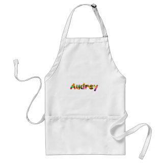 Audrey's apron