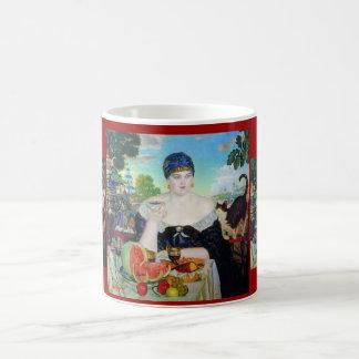 Audrey's Audible Alfresco Refreshment Coffee Mugs