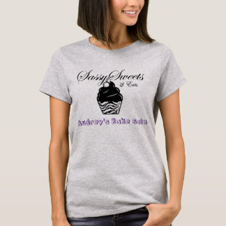 Audrey's Sassy Sweets Bake Sale T-Shirt