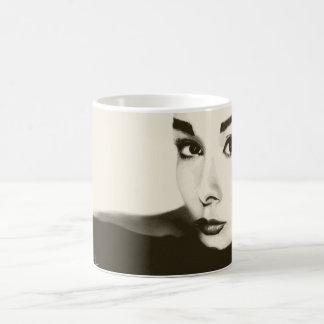 Audry H Morphing Mug