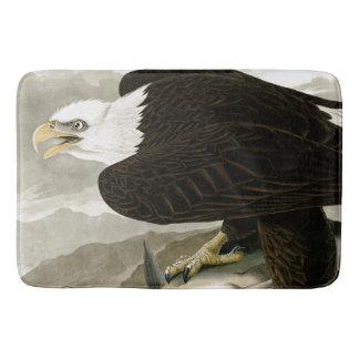 Audubon Bald Eagle Bird Wildlife Animal Bath Mat