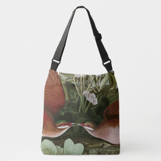 Audubon Dove Birds Wildlife Animal Tote Bag