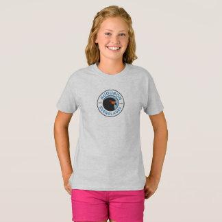 Audubon Everglades Girls' Shirt Gray