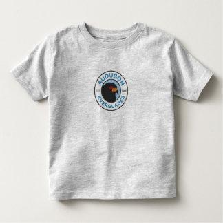Audubon Everglades Toddler Shirt Gray