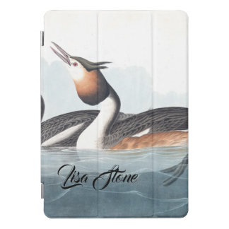 Audubon Grebe Bird Wildlife Animal iPad Pro Case