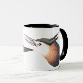 Audubon Loon & Grebe Birds Wildlife Animals Mug