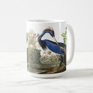 Audubon Louisiana Heron Bird Wildlife Animals Mug