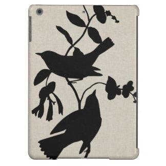 Audubon Silhouette IV iPad Air Covers