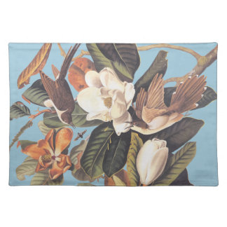 Audubon's Black Billed Cuckoo Placemat