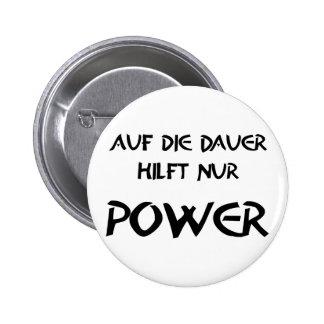 Auf die Dauer hilft nur Power Button