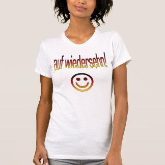Auf Wiedersehn! German Flag Colors T-Shirt