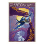 Augerin Canyon Illustration